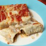 Cannelloni mit Zucchini-Hack