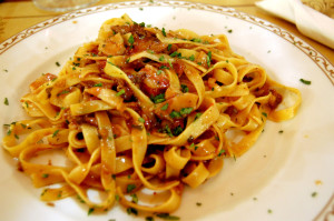 Fresh makes every pasta dish better